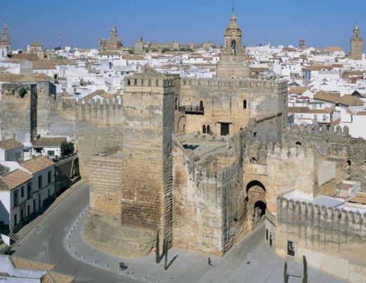 Carmona ville militaire l 39 islam en for Alquiler de casas en paradas sevilla